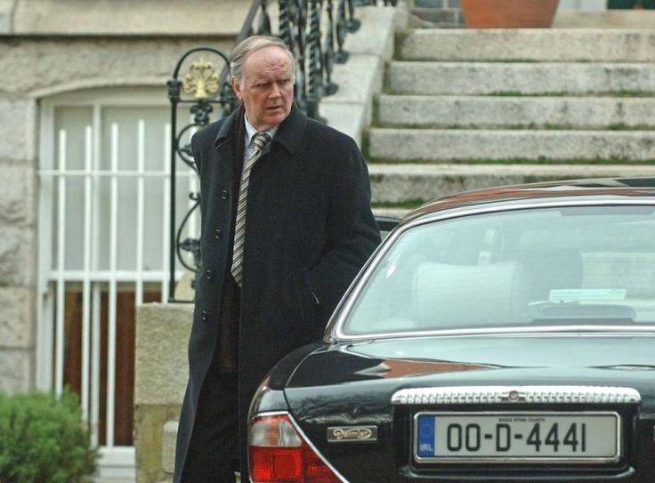 Arthur Ryan, 70yo Irish businessman, pictured outside 60, Lansdowne Road. He is Chairman and managing Director of Penneys, the Irish run retail empire that trades as Primark in the UK.                                            Arthur St John Ryan.