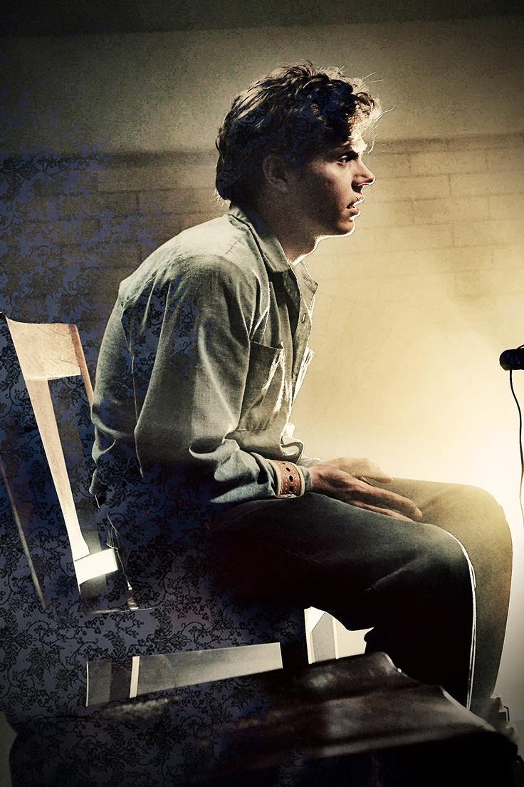 Evan Peters as Kit Walker.