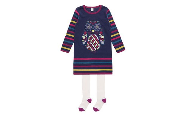 Owl Dress Outfit - Children - Tu Clothing At Sainsbury's