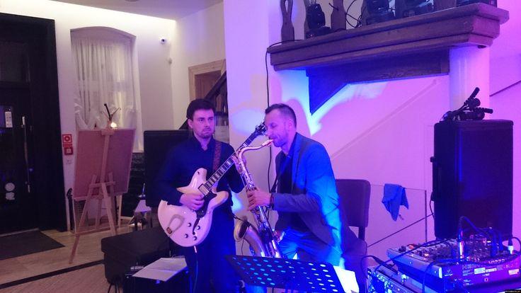 saksofonista i gitara /impreza./bankiet/ muzyka w tle  (Opole )  http://www.alleopole.pl/