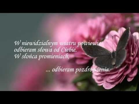 List do Ciebie sercem pisany... - YouTube