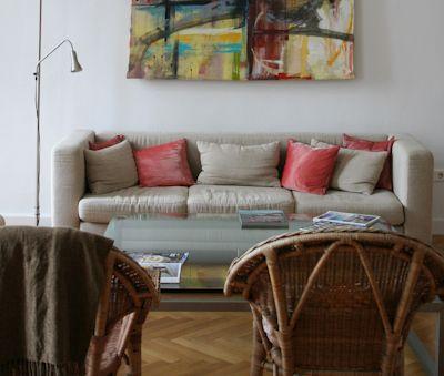 Bajcsy Luxury Apartment's Livingroom
