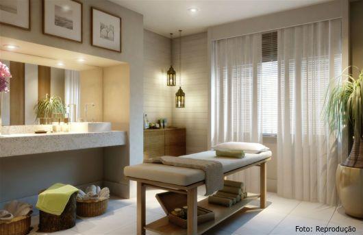 Como montar uma sala de massagem aconchegante e tranquila - Artigos CPT