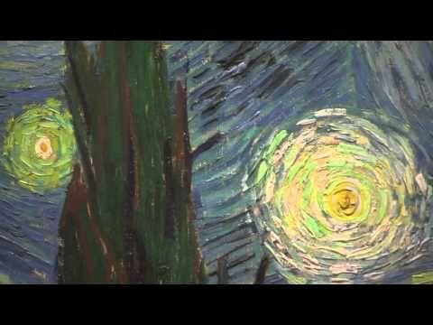 ▶ La Nit Estrellada de Vincent Van Gogh - YouTube