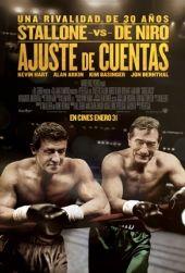 """ESTRENO DE PELICULA """"Ajuste de Cuentas"""" 31 DE ENERO. En esta comedia deportiva, dos boxeadores jubilados deciden volver al ring después de 30 años de su última pelea."""