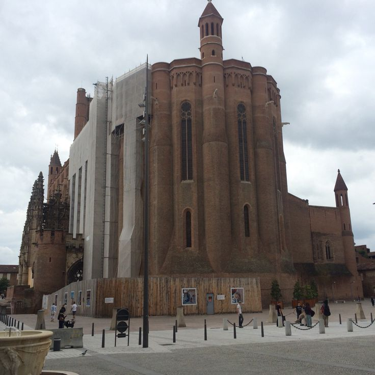 Albi - France #Cathedral