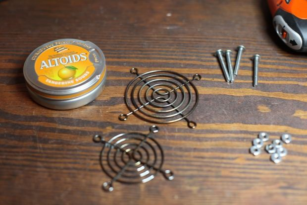 Tutorial for miniature dollhouse sized BBQ grill