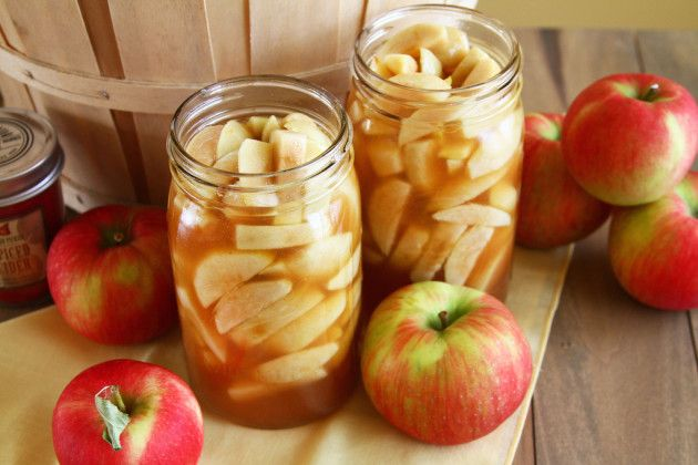 Apple Pie Filling for Canning!