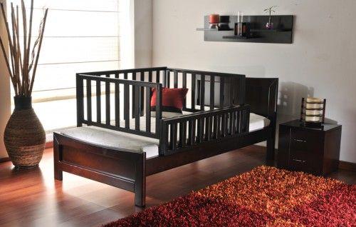 camas individuales de madera - Buscar con Google