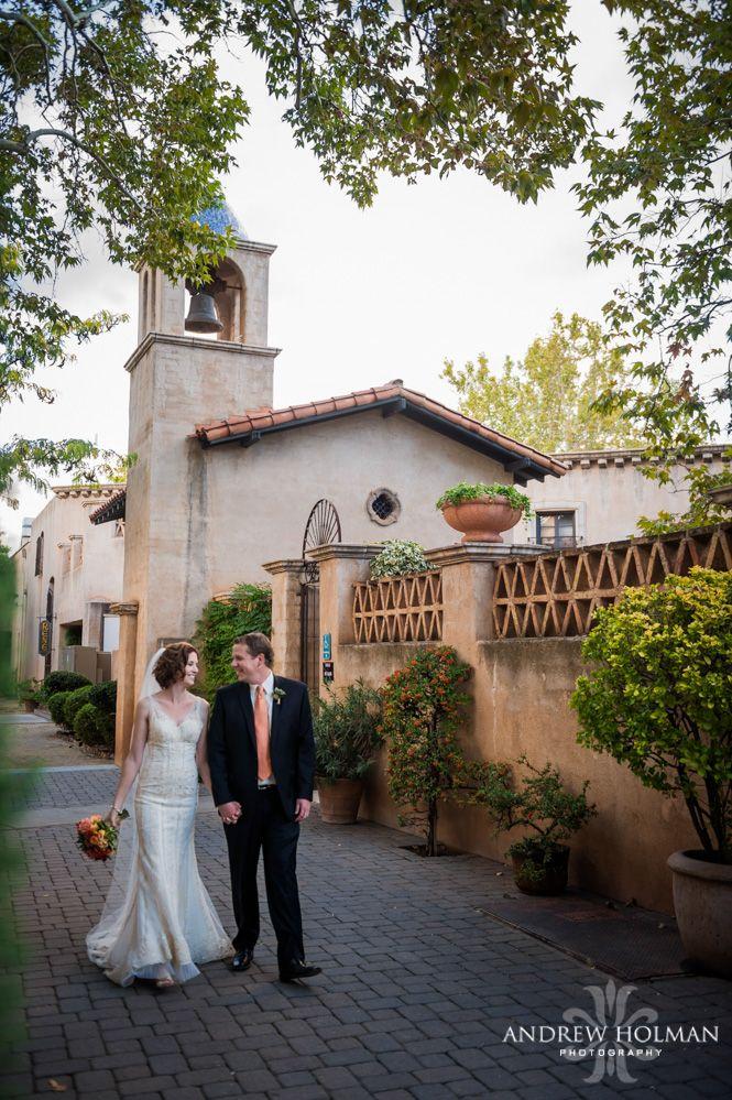 A Tlaquepaque Chapel Wedding