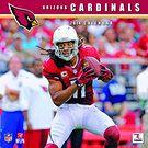 Arizona Cardinals 2014 Wall Calendar | Football Teams A to L Turner | CALENDARS.COM