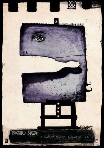 Ryszard Kaja - Plakaty, Polish Poster