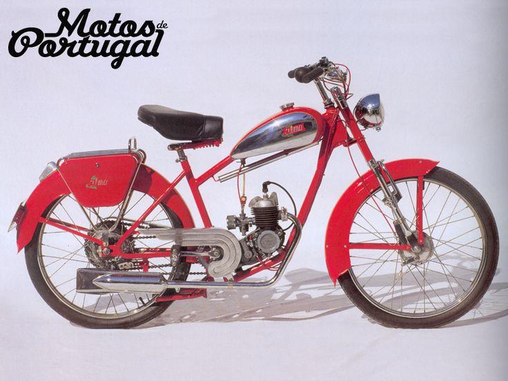 Alma 50 Grand Turismo - Made in Portugal 1950s
