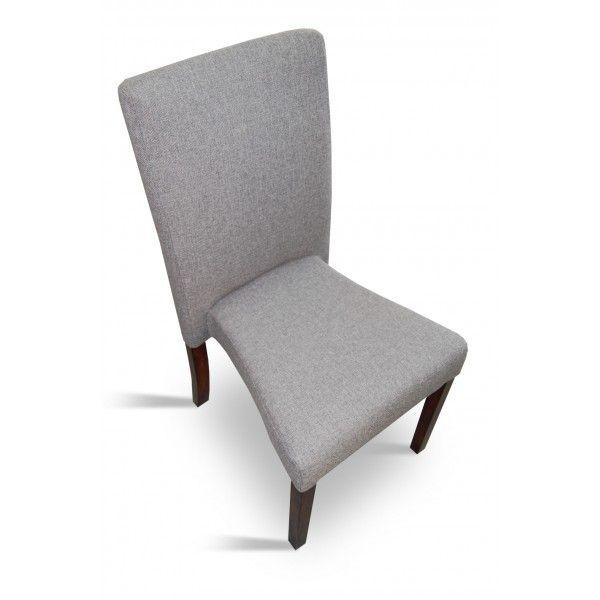 Krzesło sztaplowane - zwężane siedzisko