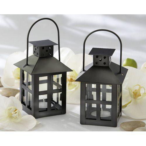 Found it at Wayfair - Luminous Mini-Lantern Tea Light Holder