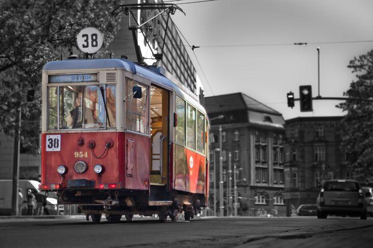 Linia 38 │ fot. Krzysztof Czarnecki