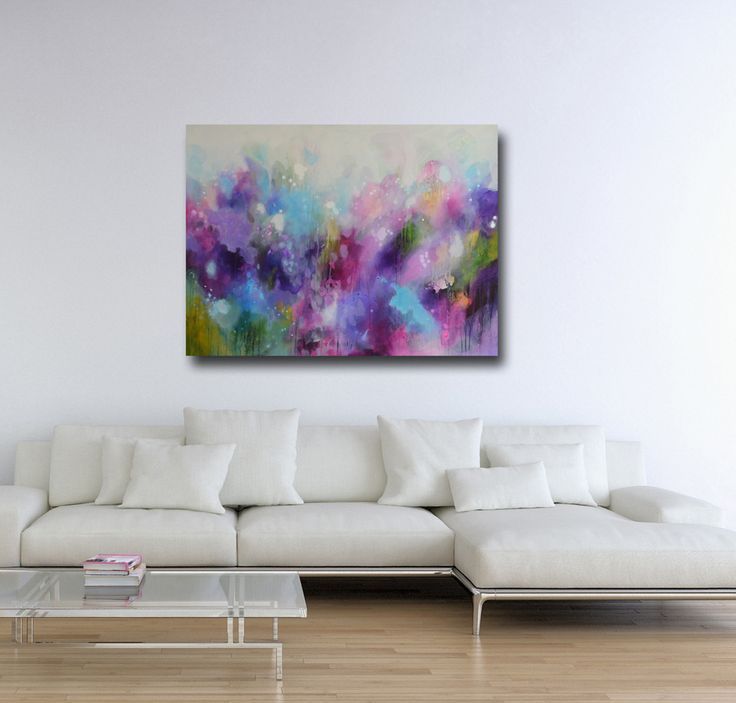 Large abstract painting original modern expressionist contemporary art for sale buy large paintings on canvas
