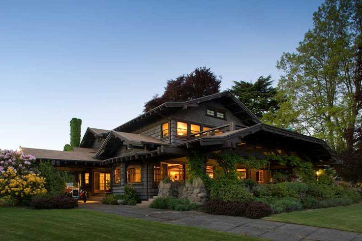 Dreaming Up A Craftsman In Portland Oregon Craftsman House Oregon House Craftsman Bungalows