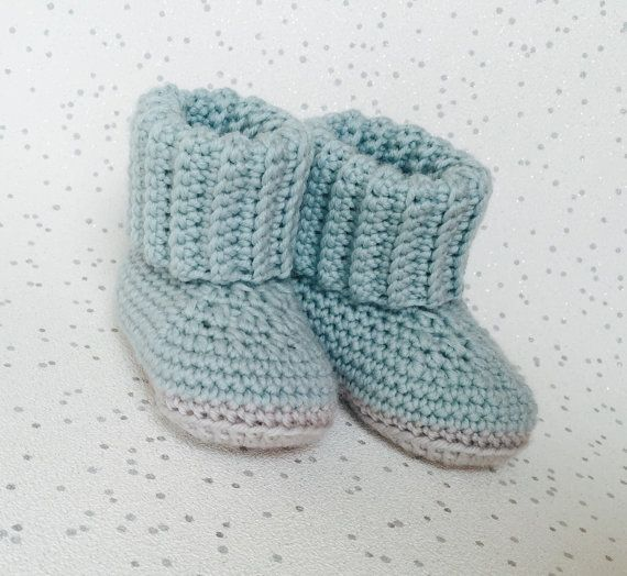 Hey, I found this really awesome Etsy listing at https://www.etsy.com/uk/listing/286312383/baby-booties-crochet-booties-new-baby