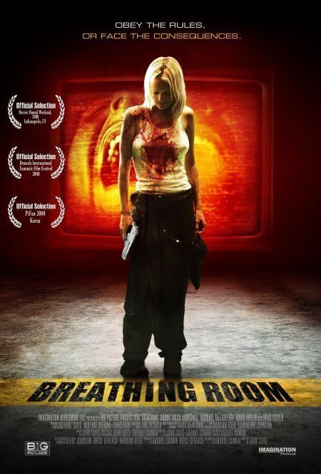 Nefes Nefese - Breathing Room - 2008 - DVDRip Film Afis Movie Poster