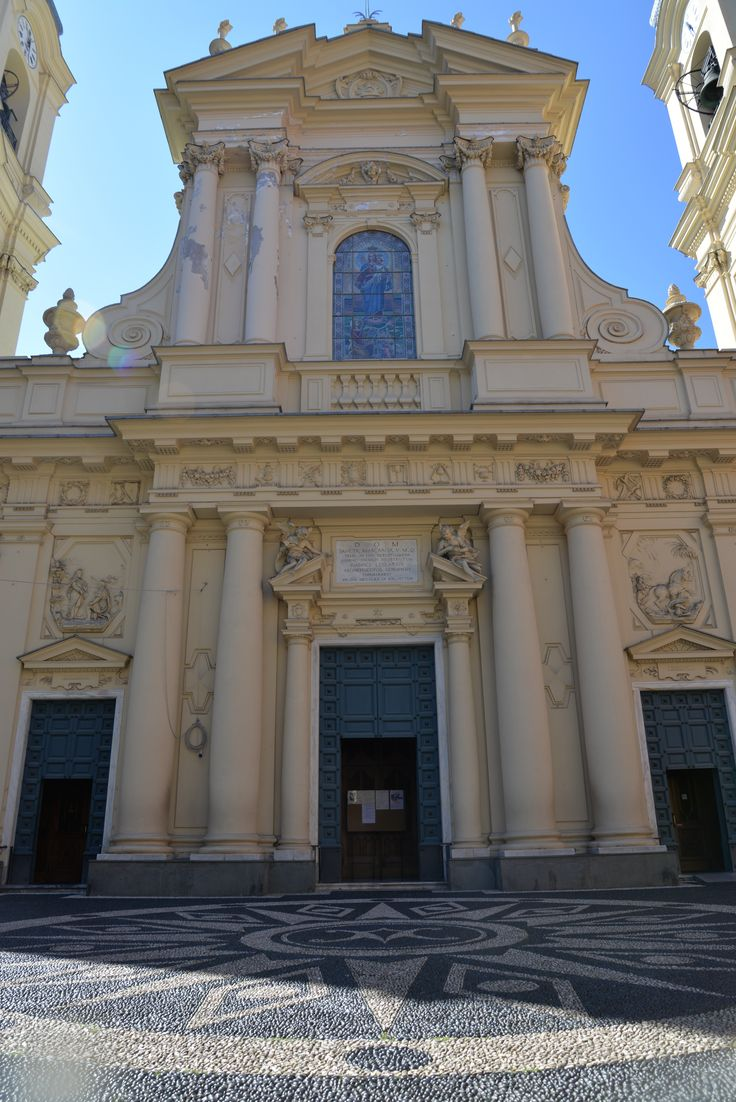 The Church that gives the name to the little town, namely #SantaMargheritaLigure.