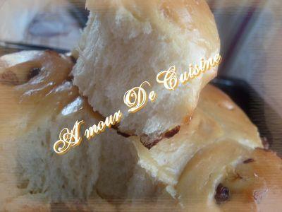Ma brioche inratable, dans la MAP Panasonic SD255 - La communauté des Gastronomes - le blog où les passionnés de cuisine partagent leurs recettes