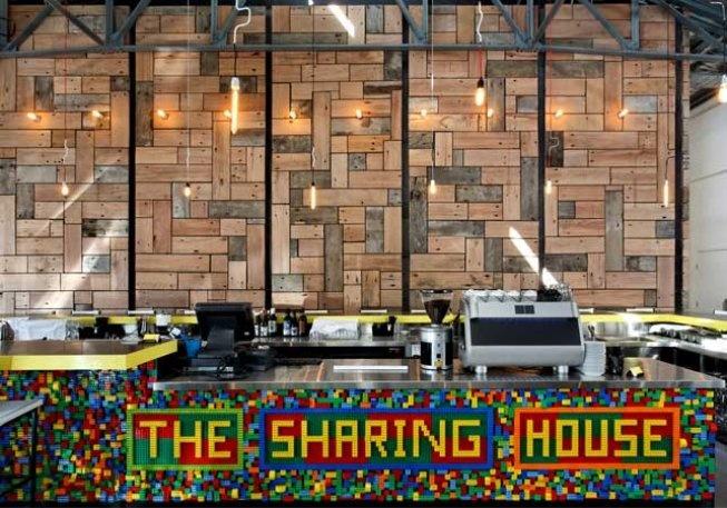 The Sharing House  35 South Wharf Promenade