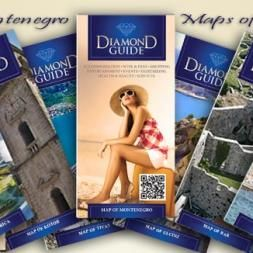 Success of map of Montenegro encouraged and motivated us for new exciting projects: we are looking forward to map of capital city in October 2014, and maps of coastal towns in Spring 2015!
