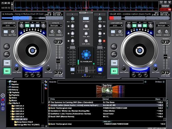 Virtual DJ Studio 6.9.8
