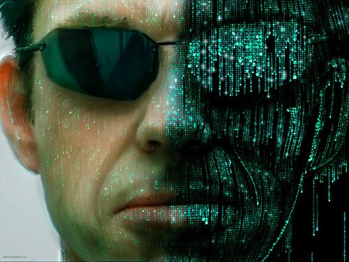 Agent Smith (The Matrix) | Ser un agente en Matrix, signific… | Flickr