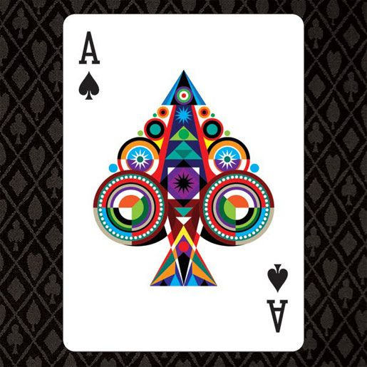 The Design Deck Playing Cards Uk
