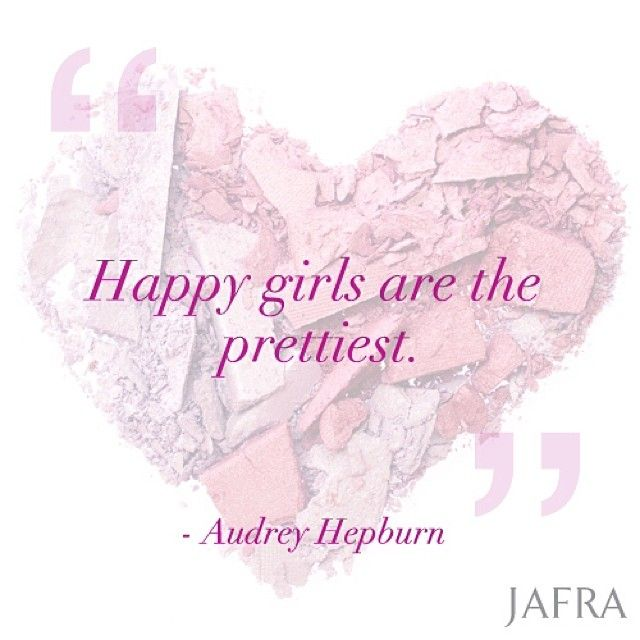 Happy Girls are the Prettiest #happy #beautiful #inspiration #quotes