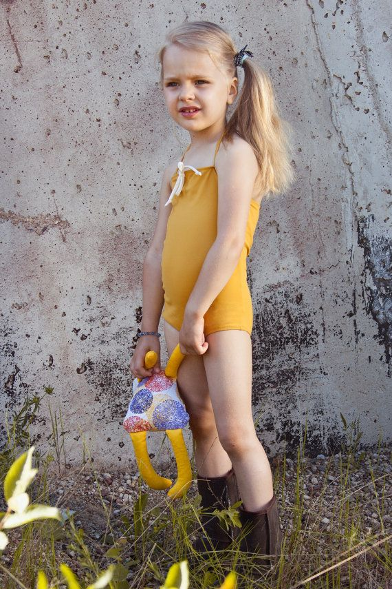 Yellow Baby Girl Clothes