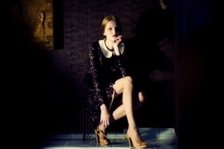 Gorgeous Rosemary dress from Ivana Helsinki a/w 12-13 collection