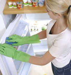 Comment nettoyer un réfrigérateur ? - Remède de grand mère