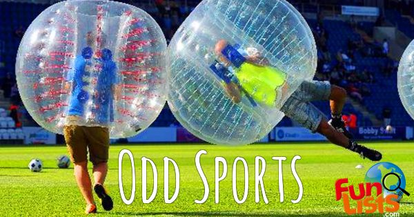 We thought it would be fun to feature some really interestingsports that are held all over the world. Some are games from the old days that have been kept up with tradition, and others are a complete new spin on things. Hopefully you'll find one to either watch or participate in when it comes to …