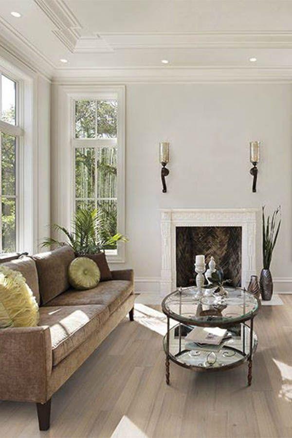 Die besten 25+ Kamin zwischen den Fenstern Ideen auf Pinterest - wohnzimmer grose fensterfront
