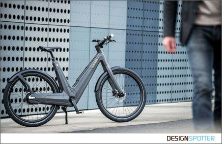 From Francesco Sommacal (Italy): LEAOS carbon urban design E-Bike