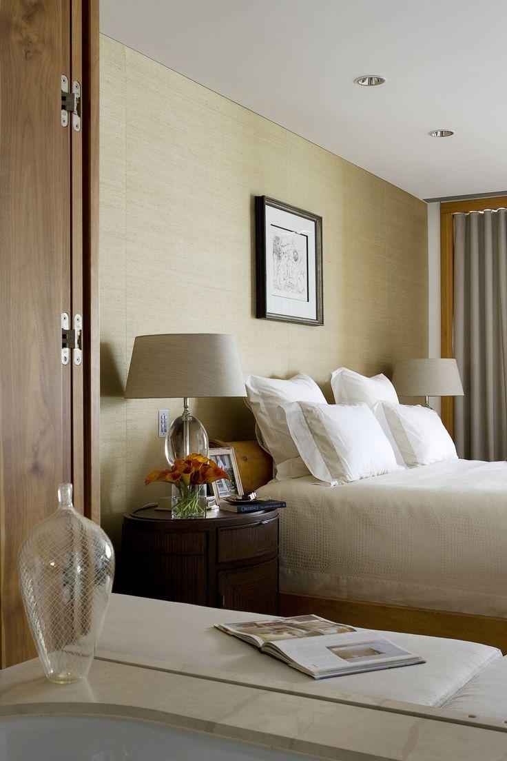 Alexandra Kidd Design Gladswood Gardens Project Bedroom