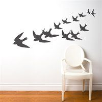 S2300R Spot Freedom Wall Decal