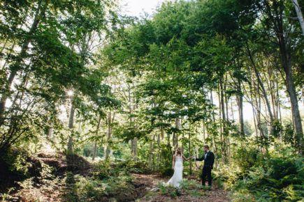 🌿 Eva & Vaggelis #weddingphotography #weddingingreece #weddingdress #couple #photoshoot #greece #wedding #pilio #weddinginthewoods #konstantinosart