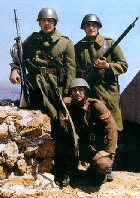 World War 2 Greece