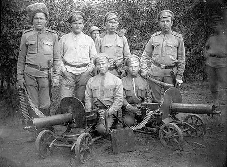 Солдатский кинжал «Бебут» образца 1907 года