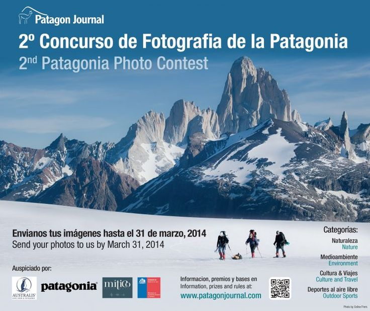 Bases del Concurso de Fotografia de la Patagonia