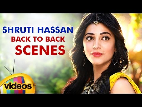 Shruti Haasan Best Back to Back Scenes from Race Gurram Telugu Movie co-ft, Allu Arjun. For more 2017 Latest Telugu Movie Scenes Subscribe to Mango Videos - https://www.youtube.com/mangoVideos.  Race Gurram movie ft, Allu Arjun, Shruti Haasan, Shaam and Saloni Aswani. Race Gurram movie also stars Prakash Raj, Bramhanandam.   #Shruti Haasan Best Scenes   Shruti Haasan Back to Back Scenes   Race Gurram Telugu Movie