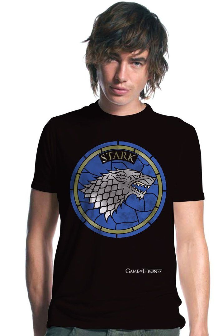 Game of Thrones - Stark Stained Glass  |  £19.99 with FREE standard UK delivery.  |  #GameofThrones #HBO #geek