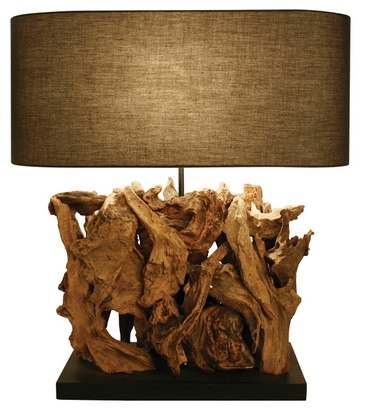 The Kata Root Lamp from Urban Barn is a unique home décor item. Urban Barn carries a variety of Lighting and other  Accents furnishings.