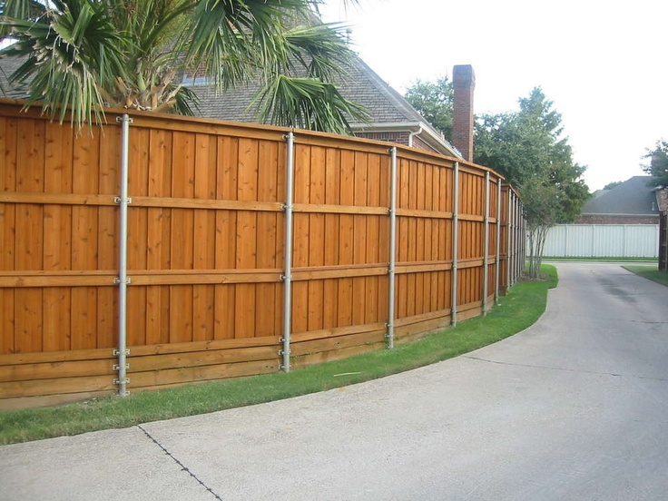 108 Best Fence Me In Images On Pinterest Privacy Fences