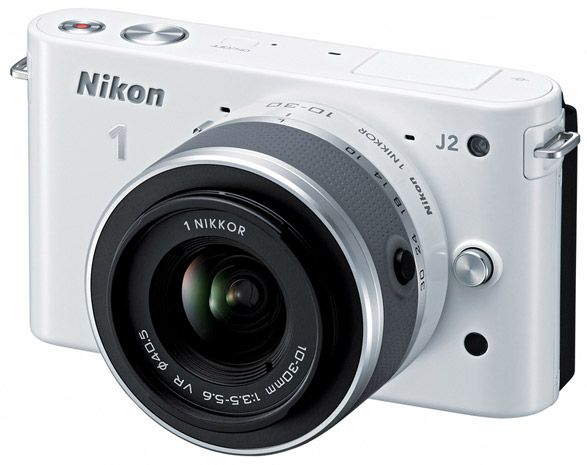 DNP Nikon 1 J2 mirrorless camera minor control tweaks, $549, ships in September.//J1 was not that impressive. What about J2?