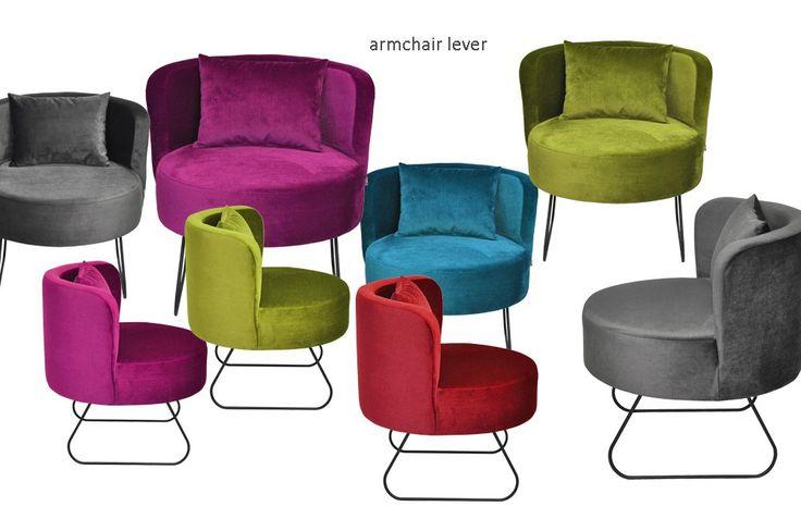 Nowoczesny Fotel Lever Velur Happy Barok  #fotel #armchair #chair #meble #furniture #house #home #dom #mieszkanie #homedesign #homedecor #livingroom #livingroomdesign #salon #new #polish #design #designer #happy #barok #thebest #welur #velour #pillow #poduszka #onemarket.pl